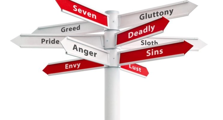The Seven Deadly Sins: Their Relevance To Understanding Workplace Conflict And Behaviour